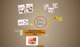 ENFERMEDADES ULCEROSAS DE CAVIDAD ORAL