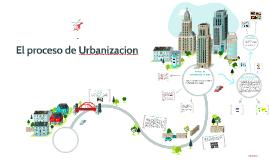Copy of El proceso de Urbanizacion