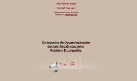 Os impactos do Desconehcimento das Leis Trabalhistas pelos P