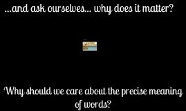 TOK Language Prezi