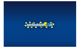 Werken bij de EU: Carrièrebeurs Overheid 16 maart 2013