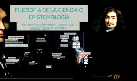 Racionalismo, empirismo y concepción inductivista de la ciencia