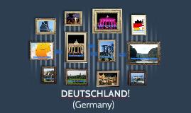 Das große Land Deutschland
