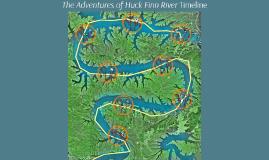 The Adventures of Huck Finn River Timeline