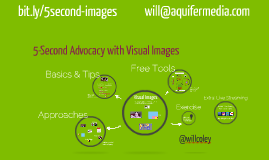 5-Second Advocacy with Visual Images (2018)