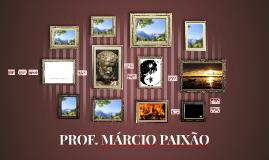 Prof. Márcio Paixão. Heráclito: tudo flui