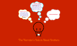 Copy of Narrator's Role in Blood Brothers