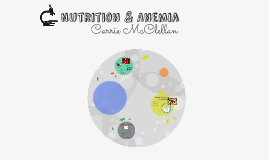Nutrition & Anemia