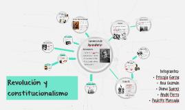 Revolución y constitucionalismo