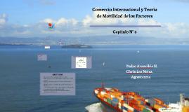Comercio Internacional y Teoría de Movilidad de los Factores