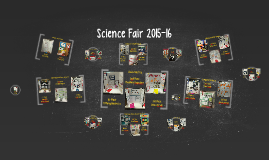 Science Fair 2015-16