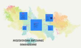 Presentation Software Comparisons