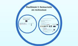 Havo 5: Politiek, Hoofdstuk 2: Democratie en rechtstaat
