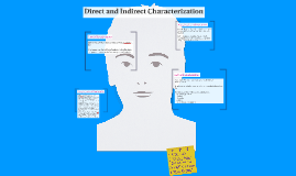 Direct and IndirectCharacterization