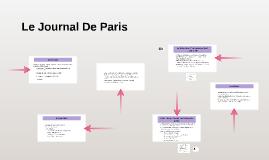 Le Journal De Paris