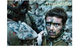 1. Prototypisk krigsfilm vs Armadillo