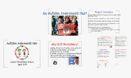 Autism Awareness Fair