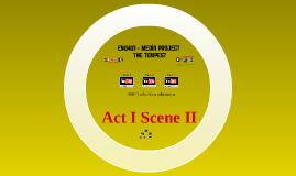 ENG4U1 - Media (The Tempest)