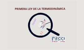 Copy of Copy of Primera ley de la termodinámica