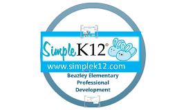 Beazley SimpleK12 Prezi