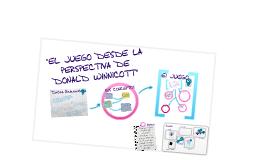 Copy of EL JUEGO DESDE LA TEORIA DE DONALD WINNICOTT