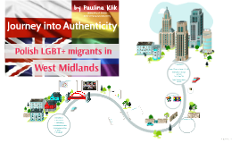 ROLES: Journey into Authenticity  LGBT+ Poles in West Midlands