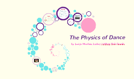 Copy of The Physics of Dance