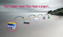 The Freedom tower! More than a project...