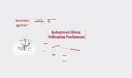 Copy of Kakapusan bilang Suliraning Panlipunan