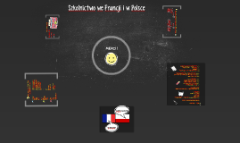 Szkolnictwo w Polsce i Francji