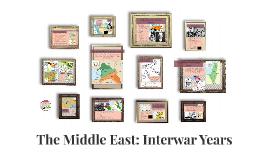 The Middle East: Interwar Years