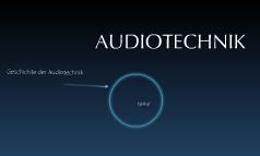 Audiotechnik: Standards und Kompatibilität