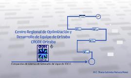Centro Regional de Optimización y Desarrollo de Equipo de Or