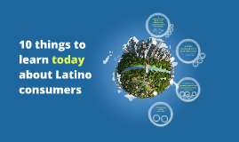 10 things to learn today about Latino consumers