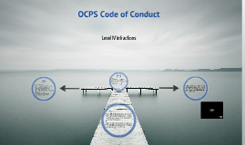 OCPS Code of Conduct per 7