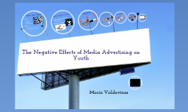 what are two negative effects of television advertising Effects of television viewing on child development: television clearly has negative effects on youths—such as of language at one or two years to the.