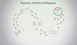 Mysteries, Thrillers and Suspense