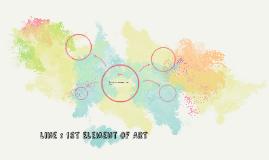 Line : 1st Element of ART
