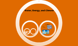 Water and Climate 1