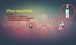 Copy of España y regiones vitivinícolas