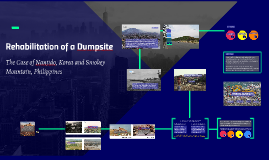 Rehabilitation of a Dumpsite