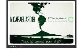 SIT Nicaragua: Introdución al Programa