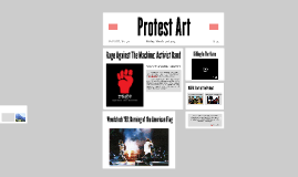 Copy of Protest Art