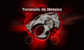 Torneado de Metales