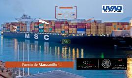Puerto cd Manzanillo