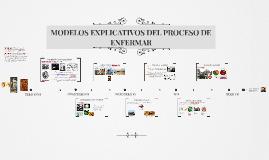 Copy of MODELOS EXPLICATIVOS DEL PROCESO DE ENFERMAR
