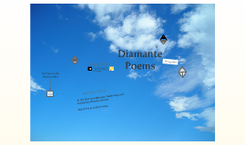 Copy of Diamante Poems