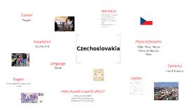 Czechloslovakia