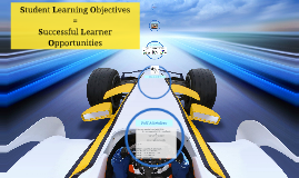 Copy of Student Learning Objectives