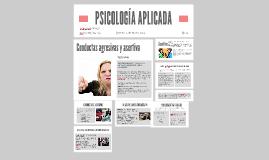 PSICOLOGÍA APLICADA